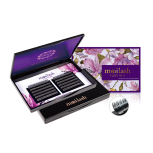 Mooilash Fashion - Black Swan / D+ CURL / 0.10MM